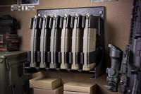 FMA Tactical Gun Mag Storage Solutions 30 Round AR 15 Rifle Magazine Holder Rack For 223
