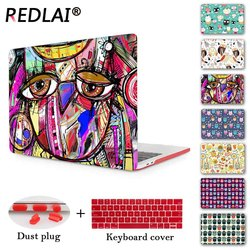 Cut Owl laptop Case For Apple macbook Air Pro Retina 11 12 13 15 For Mac book 13.3 inch with Touch Bar 2016 2017 Release