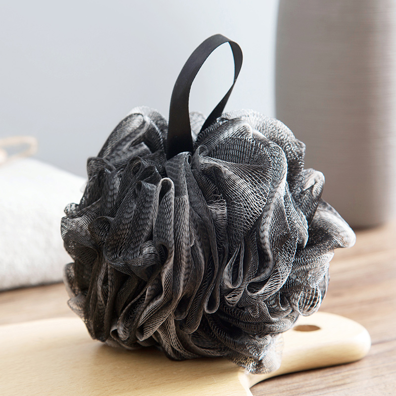 Vanzlife bast brush body sponge brush bath with natural bristles Exfoliator shower Room Bathing foam the body scourer for loofah