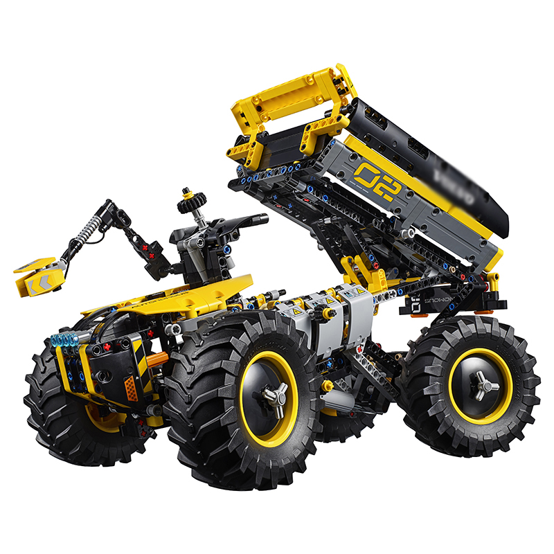 Compatible Legoings Technic Volvo Concept Wheel Loader ZEUX Model Building Blocks Bricks Kits ToysCompatible Legoings Technic Volvo Concept Wheel Loader ZEUX Model Building Blocks Bricks Kits Toys