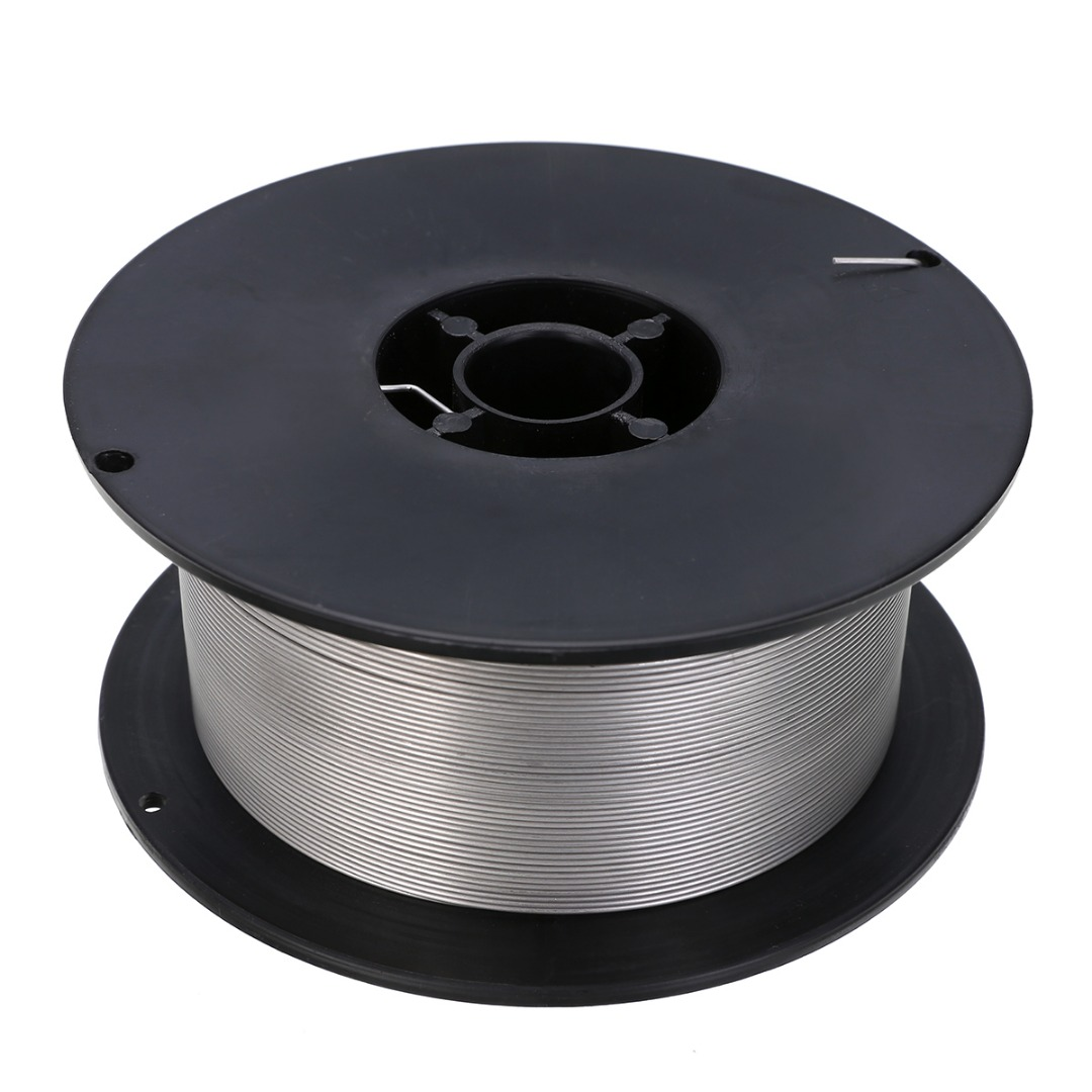 Tools : 1 Roll 304 Stainless Steel Welding Wire 1kg 0 8mm 0 035inch Gas Flux-Cored MIG  Weldier Wires