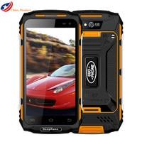 GUOPHONE X2 IP67 Waterproof shockproof Mobile Phone 5500mAh 5.0 HD MTK6737 Quad Core 2GB+16GB Android 6.0 8MP GPS 4G SmartPhone