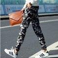 2017 Moda Estilo Militar Camuflagem Calças Dos Homens milita Camo Impressão calças dos homens Corredores Homens Pantalon Homme Perfume Masculino