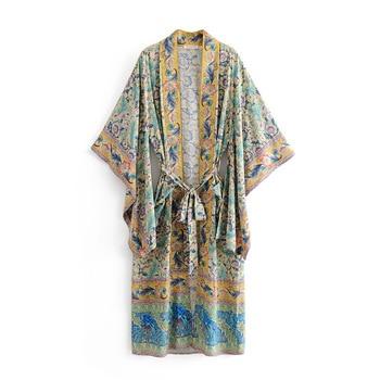 Misha Boho Batwing Kimono