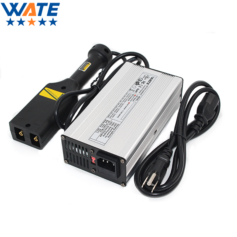 36 Volt 5A Lead Acid Battery Charger Golf Cart 36V Charger For Ez Go Club Car DS EZGO TXT with Powerwise Plug hb 2706105 27 6v1 5a 13 9w us plug charger for lead acid battery black ac 100 240v