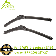Wiper Blades for BMW 3 Series (E46) Coupe 1999-2006 23