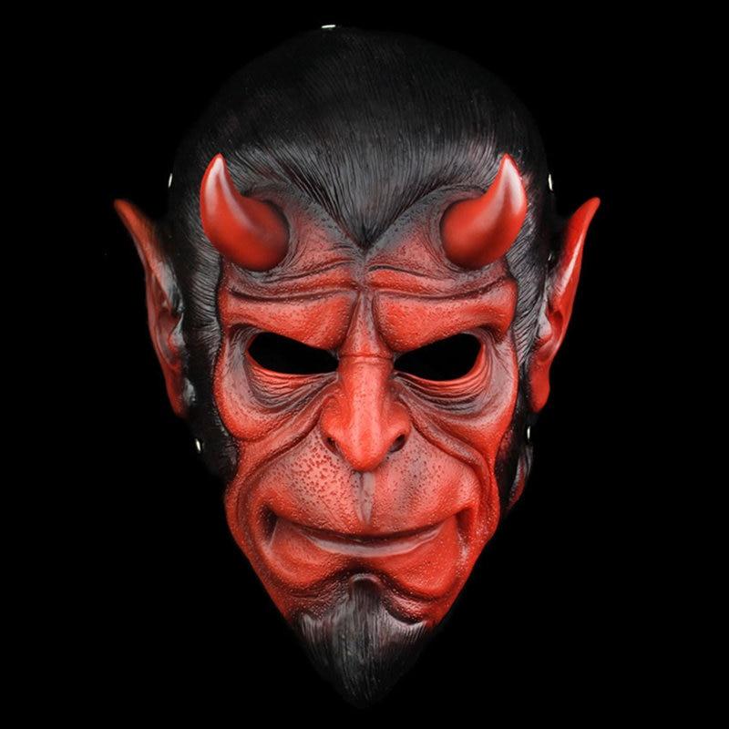 The Devil S Music De Maskers: Online Buy Wholesale Demon Mask From China Demon Mask