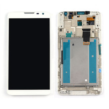 "Guarantee Tested LCD Display Touch Screen For HUAWEI MATE 2 with frame High Quality 6.1"" black /white Mobile Phone LCDs"