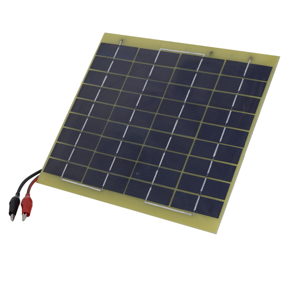 50w 10pcs 5W 18v solar cell panel for diy boat , car 12V battery charger,free shipping