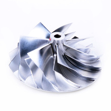 Billet Turbo Compressor Wheel Garrett GT3788R GT4088R Roller (63.5/88mm) 7+7 bla # 405-99013-714