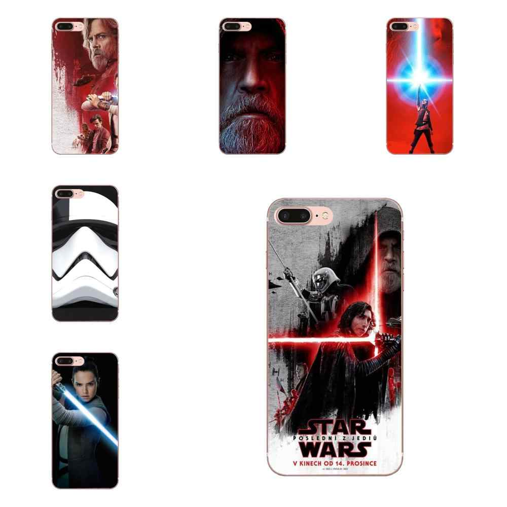 Yinuoda The Last Jedi Wallpaper Soft Silicone Cover - Iphone Hd