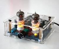 P5 1 6J1 tube preamplifier board + home audio power supply