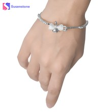 Hot Sales NEW Top Brand New Top Quality Carter Bracelet Silver/ Women Jewelry Bangle Best(China)