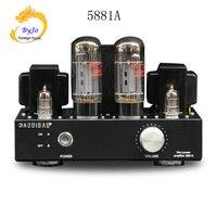 5881A Pure tube Amplifier A class Vacuum Amplifier Audio Power Amplifier Handmade HIFI amplifier sound High sound quality