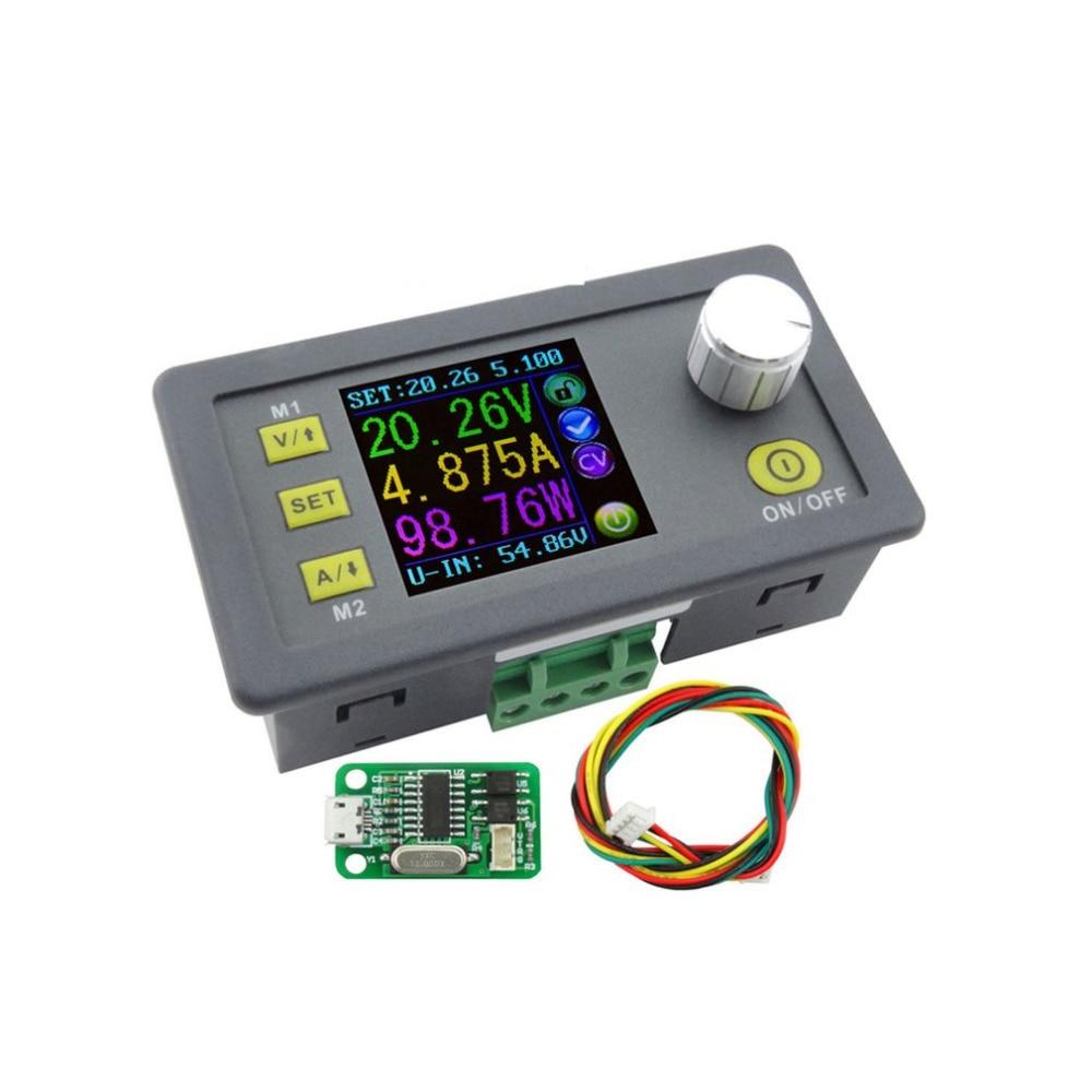 DPS5005 Direct-current Communication Function Constant Voltage Step-down Power Supply Module Voltage Converter Voltmeter 1pcs 5pcs 10pcs 50pcs 100% new original sim6320c communication module 1 xrtt ev do 3g module