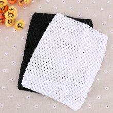 ABWE Best Sale Tube top for girl child tutu dress hook material 9 «black white