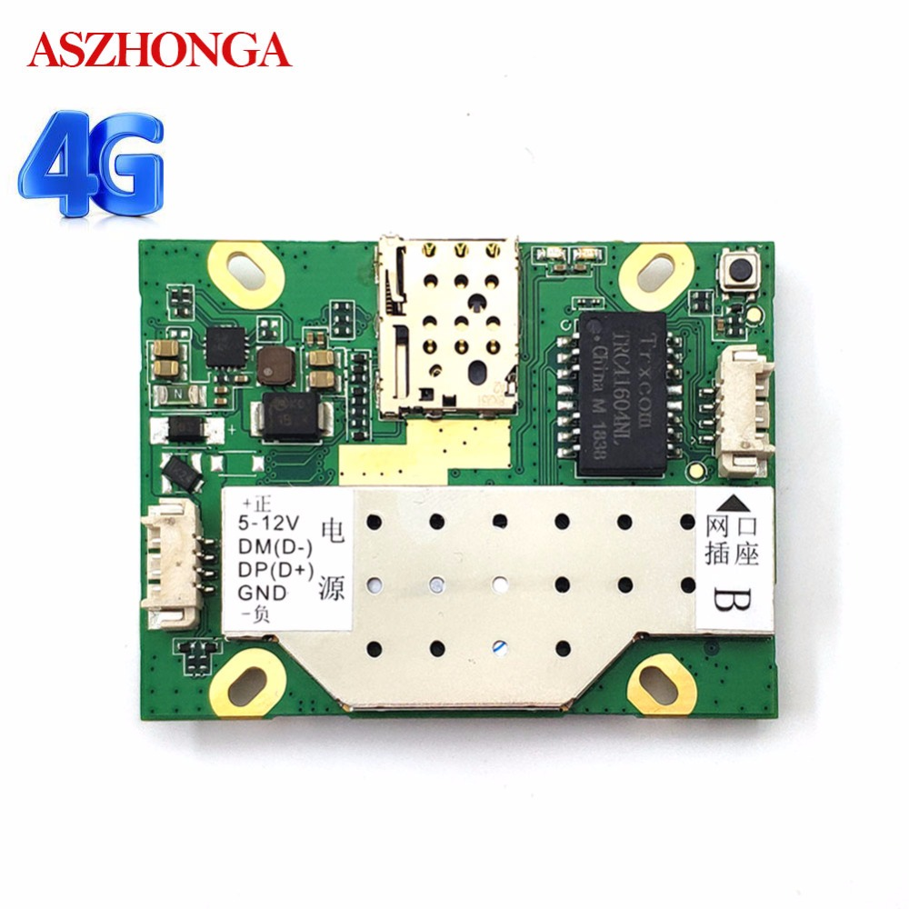ZTE AF760 3G 4G Monitoring Module Group for 3G 4G SIM Card IP Camera Wireless WI