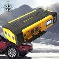 2017 Новый Многофункциональный 12 В Автомобиль Скачок Стартер Аварийного 600A Пик автомобильное Зарядное Устройство 4USB Power Bank Компас SOS Свет Бесплатно корабль