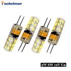 SMD 3014 3W 6W 12V G4 LED Lamp Replace 30W halogen lamp 360 Beam Angle LED Bulb Crystal Chandelier Light Led Bulbs Tubes z40