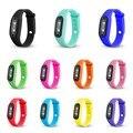 Новейшие наручные спортивные часы с шагомером, шагомером, счетчиком калорий, фитнес-измерителем, шагомером, цифровым ЖК-дисплеем, шагомером - фото