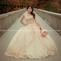 vestidos de 15 Elegant Quinceanera Dresses for Girls 2020 Floor Length Beautiful Sweet 15 Years Prom Gowns for Pageant