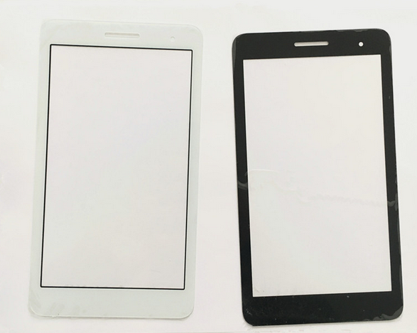 Nouveau Pour 7 Huawei MediaPad T2 7.0 LTE BGO-DL09 BGO-L03 BGO-L03A Tablet Capot Avant de L'écran Tactile Panneau de Verre Pièces Sans Câble
