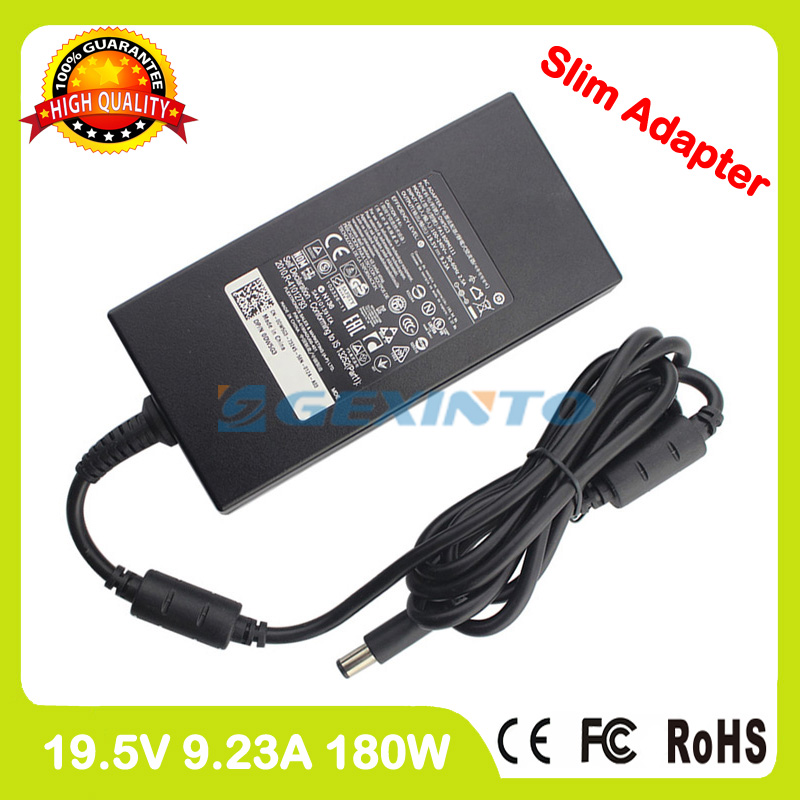 Slim 19.5V 9.23A laptop charger ac power adapter for <font><b>Dell</b></font> G3 <font><b>15</b></font> 3579 G3 17 3779 <font><b>G5</b></font> <font><b>15</b></font> <font><b>5587</b></font> G7 <font><b>15</b></font> 7588 Alienware 13 R3 DA180PM11 image