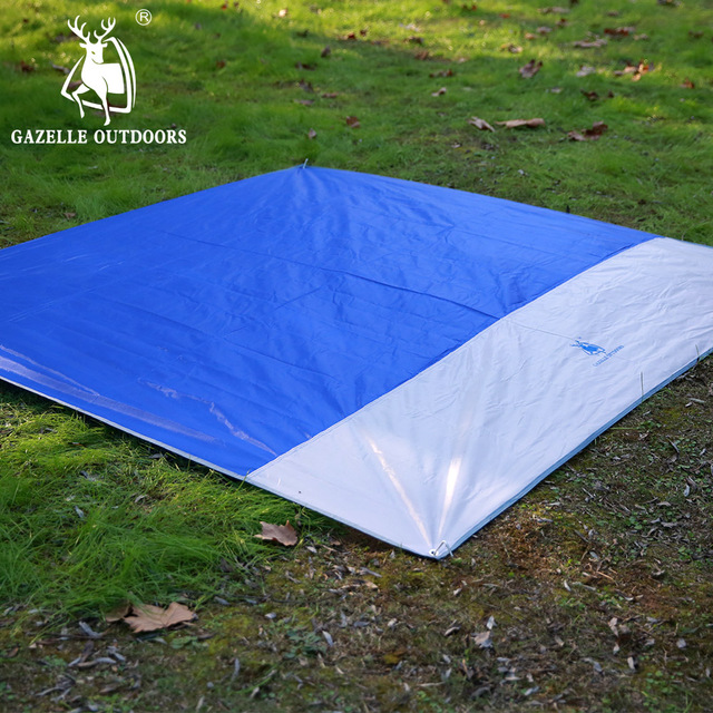 New Tent Mats 210D Oxford Fabric Double Person Moisture-Proof Mat for Outdoor C&ing & New Tent Mats 210D Oxford Fabric Double Person Moisture Proof Mat ...