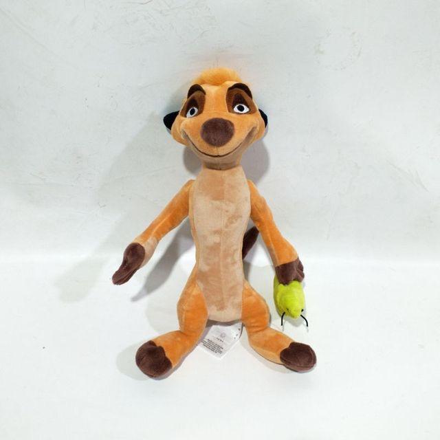 El Rey León exclusiva de figura de Hula-Hula timón juguetes de peluche 30 cm