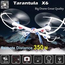 RC Quadcopter Dron Cool Drone Tarantula JJRC H16 Pas de Caméra haute Vitesse Rc Hélicoptère YiZhan X6 RTF 2.4 Ghz Forte Pull-Up Force
