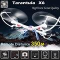 RC Quadcopter Дрон Прохладный Тарантул Drone JJRC H16 Нет Камеры высокая Скорость Rc Вертолет YiZhan X6 RTF 2.4 ГГц Сильный Подтягивающий силы