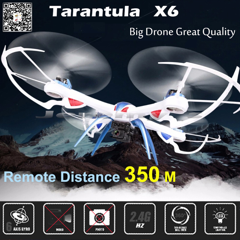 ФОТО RC Quadcopter Dron Cool Drone Tarantula JJRC H16 No Camera High Speed Rc Helicopter YiZhan X6 RTF 2.4Ghz Strong Pull-Up Force
