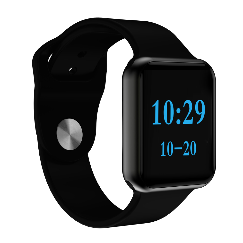 Bluetooth Smart watch I3S Square Men Blood Pressure 1.54 inch screen intelligent clock IWO Smartwatch for Samsung Huawei iphone