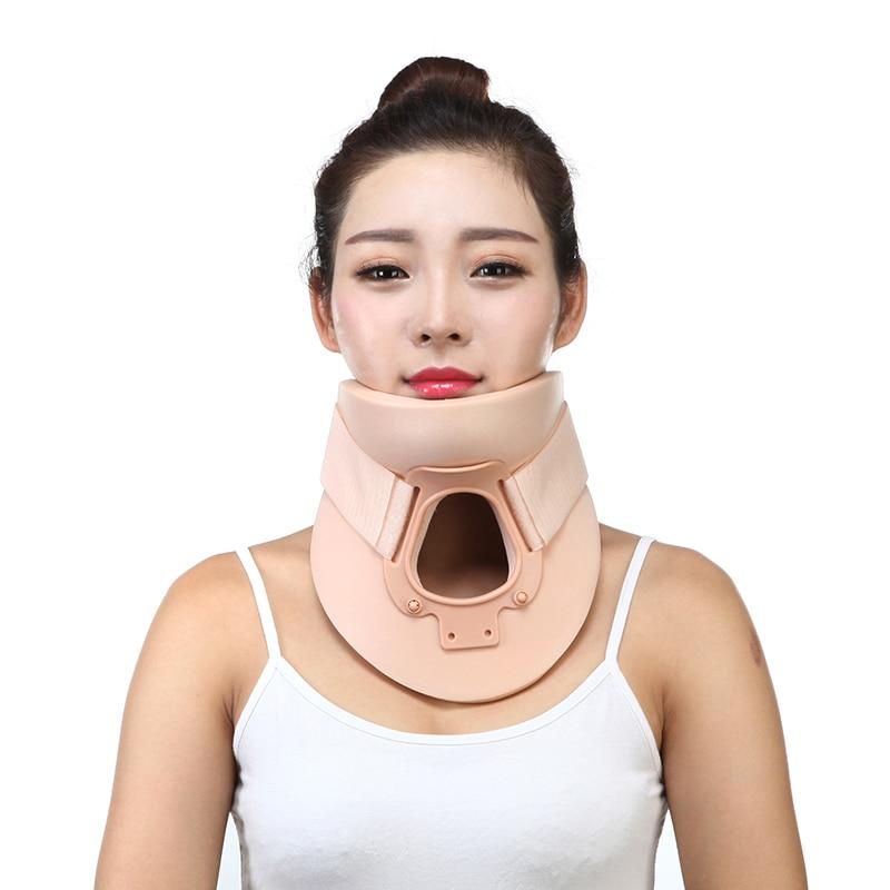 Neck Support Plastic Air Cervical Neck Brace Support