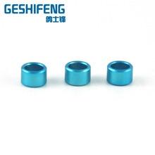 50 шт. последние высококачественные алюминиевые голубиные ножные кольца для голубей 2-16 мм