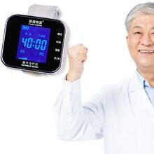Нм медицинская лазерная терапия наручные часы с низкой частотой гипертония гипервязкость холестерина светильник лечение