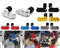 CNC Aluminium Swingarm Swing Arm Spool Slider Adapters Mounts For Honda CBR250R CBR 250 R 2011 2012 2013