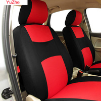 Yuzhe 1 PCS SET Universal Automobiles Car Seat Covers For Suzuki Grand Vitara Prado 120 Skoda