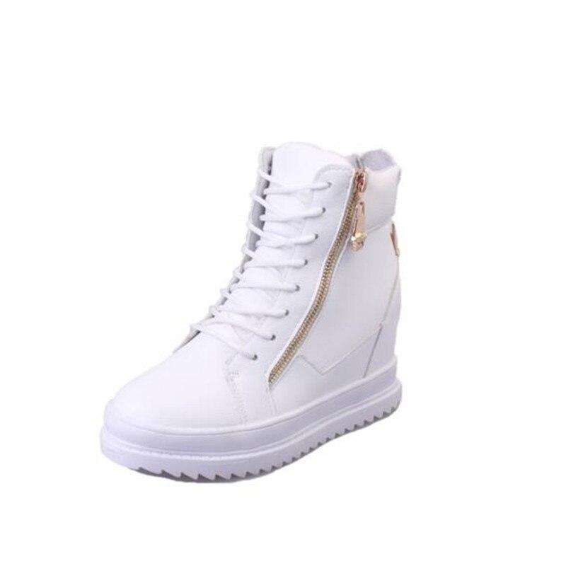 new fashion high top casual shoes bigs platform