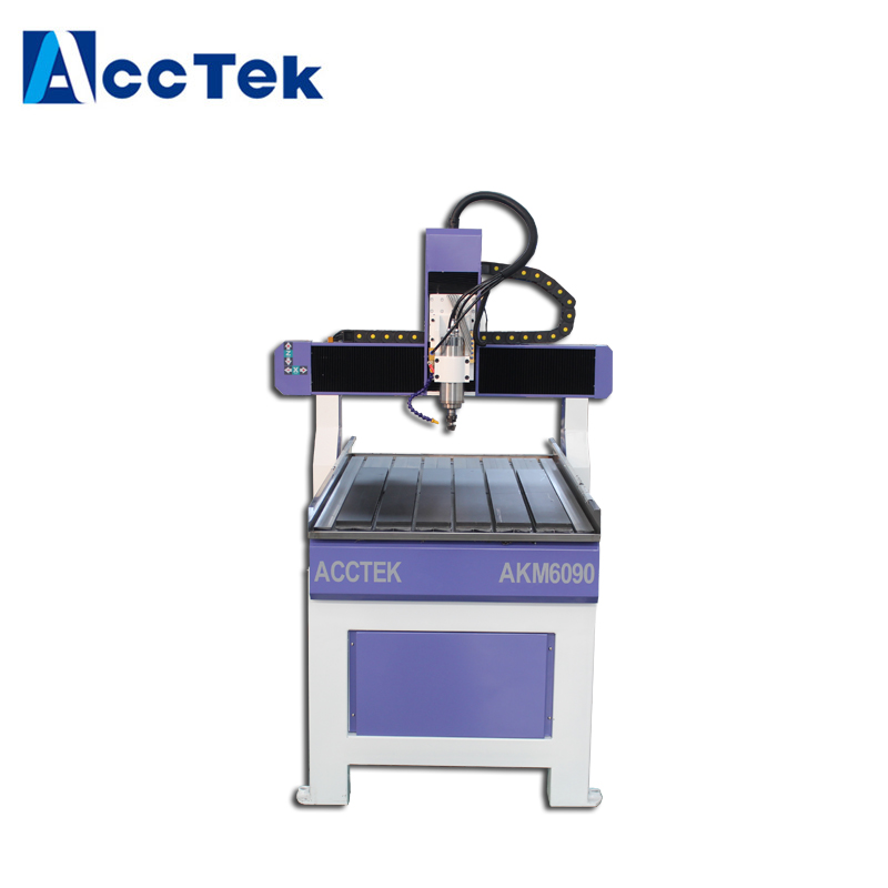 Acctek hot sale 3 axis cnc wood carving machine /mini aluminum cnc router 6012 9060 / mini cnc router for acrylic hot sale mini 4 axis wood cnc router cnc
