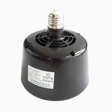 Heating Fan Lamp 5W~100W Pet Reptile Heater Turtle Lizard Snake Incubator Box Bulb Temperature Controller