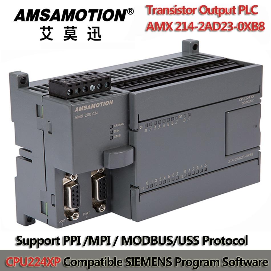 CPU224XP S7-200 PLC Programmable Controller 24V PLC Programmable Transistor Output Programmable Logic Controller цена