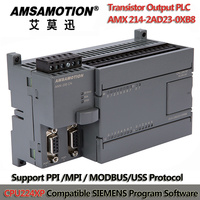 CPU224XP S7 200 PLC Programmable Controller 24V PLC Programmable Transistor Output Programmable Logic Controller