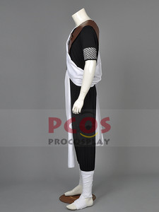 Image 4 - Procosplay handsome Gaara cosplay 왼쪽 이마 동굴 사랑 Gaara 코스프레 의상 나루토 1 부 코스프레 의상 mp000121