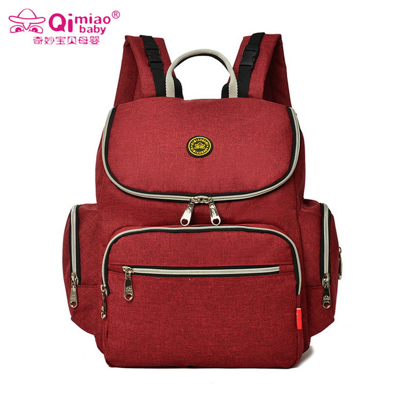 Antitheft Mommy Bag Multifunctional Shoulder Bag font b Womens b font Backpack Maternity Nappy Bag Brand