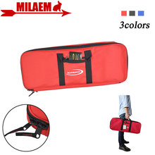 Archery Recurve Bow Bag Arrow Quiver Canvas Recurve Bow Bag Cases Bag Holder Outdoor Bow And Arrow Hunting Shooting Accessories цена