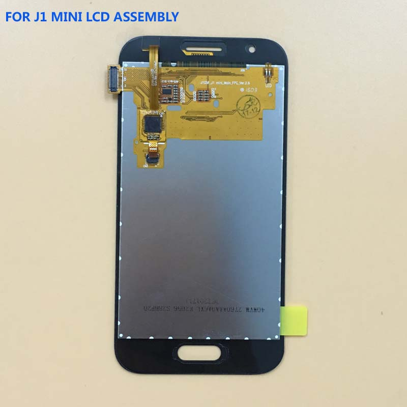 For Samsung Galaxy J1 Mini SM-J105F J105 Touch Screen Digitizer Sensor Panel Glass + LCD Display Monitor Screen Module Assembly