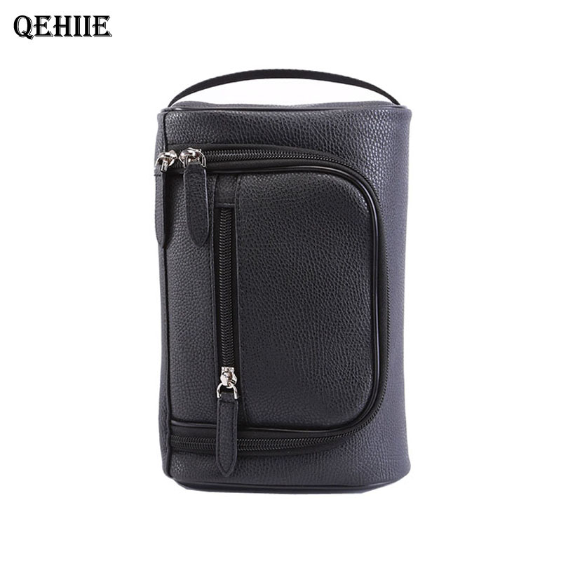 QEHIIE Brand Lady Cosmetic Bag High quality waterproof Men's Travel Makeup Bag Organizer beautician portable toilet bag oswego brand bling sequins cosmetic bag zipper bag portable fashion small makeup bag cosmetic cases organizer travel toilet kit