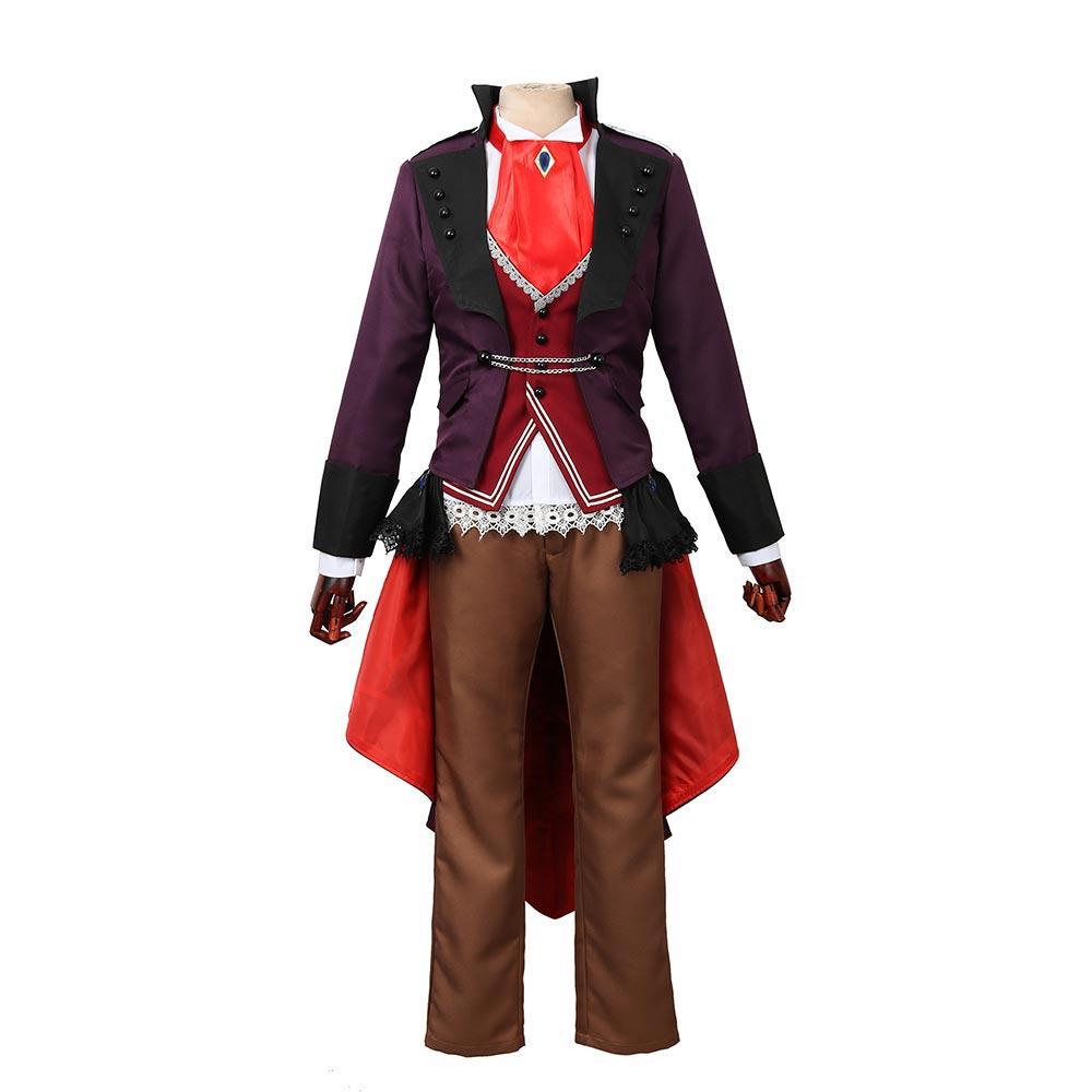 Cgcos express ансамбль звезд Rei sakuma форма пальто наряд Костюмы Аниме игры Косплэй костюм Хэллоуин полный комплект новый
