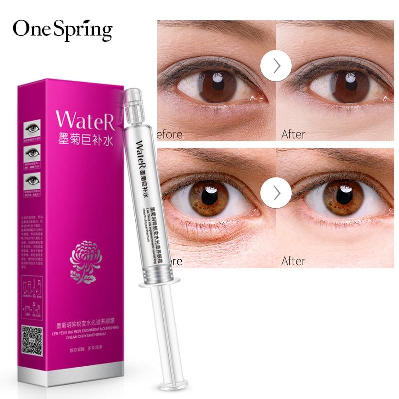 Hyaluronic acid liquid eye Serum cream moisturizing Anti-Wrinkle Anti Aging plant extract essence Ageless Skin Care cosmetic